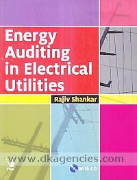 Energy auditing in electrical utilities /