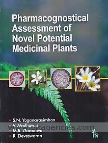 Pharmacognostical assessment of novel potential medicinal plants /