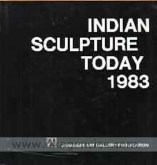 Indian sculpture today, 1983 /