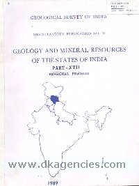 Geology and mineral resources of the states of India.