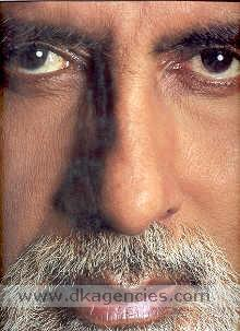 To be or not to be Amitabh Bachchan /
