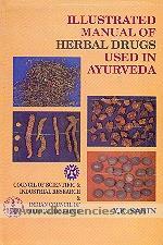 Illustrated manual of herbal drugs used in ayurveda /