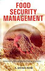 Food security management :  a comparative study /