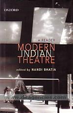 Modern Indian theatre :  a reader /