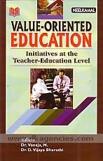 Value-oriented education :  initiatives at the teacher-education level /