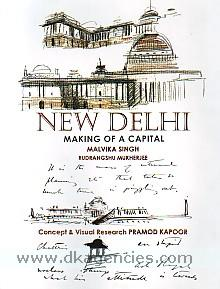 New Delhi, making of a capital /