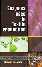 Enzymes used in textile production /