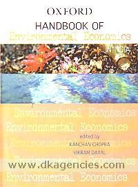 Handbook of environmental economics in India /
