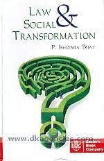 Law and social transformation in India /