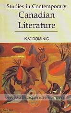 Studies in contemporary Canadian literature /
