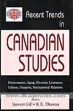Recent trends in Canadian studies /