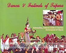 Dances & festivals of Tripura.