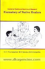 Formulary of native healers /