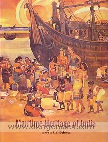 Maritime heritage of India /