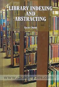 Library indexing and abstracting /