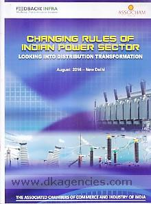 Changing rules of Indian power sector :  looking into distribution transformation.