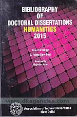 Bibliography of doctoral dissertations. Humanities, 2015 /