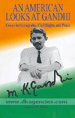 An American looks at Gandhi :  essays in satyagraha, civil rights and peace /